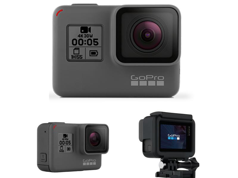 [1名様当選]地球の歩き方 最新アクションカメラ  GoPro「HERO5 Black」(CHDHX-501-JP)をプレゼント!