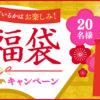 [20名様当選]味の素 冷凍食品福袋プレゼント★キャンペーン!