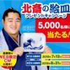 [5,000名様当選]永谷園  北斎の絵皿プレゼントキャンペーン!