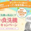[抽選で合計100名様当選]リンナイ  新しい食洗機モニターキャンペーン!Wチャンスとしてハーゲンダッツミニカップギフト券が当たる!
