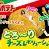 [1,013名様当選]巨大クッションなどが当たる ピザポテト とろ〜りグッズプレゼント!